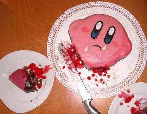 感心するけどおいしそうじゃないケーキ10