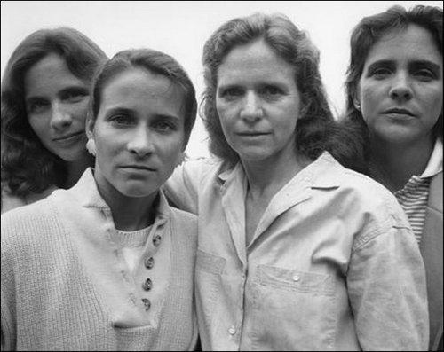 4人姉妹の毎年の写真13