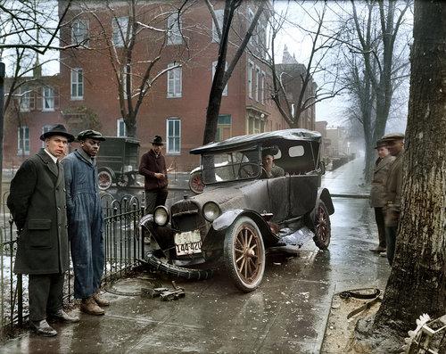 1921年の交通事故01
