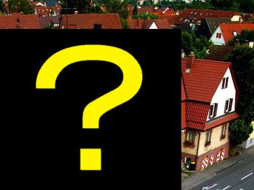 ドイツの真黒な家00