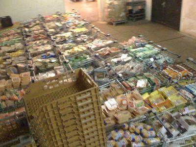 オランダのスーパーマーケットの棚が空っぽになった理由01