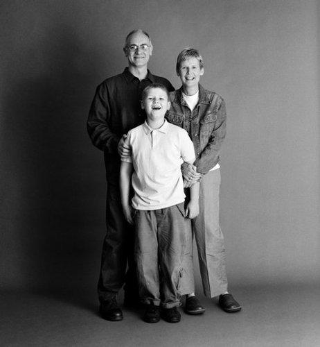 21年間の父、母、息子の写真10