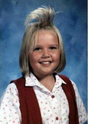 80年代の髪型17
