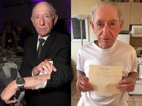 92歳のホロコースト生存者01