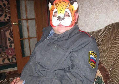 ロシアの警官21