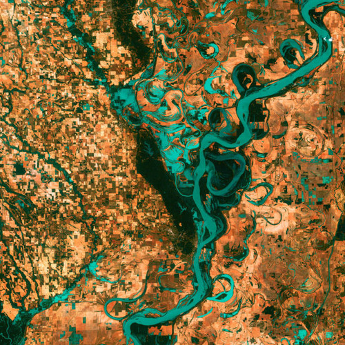 衛星写真03