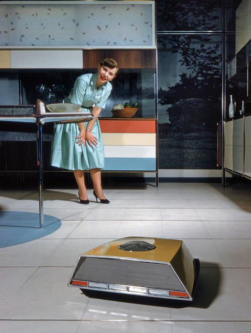 1959年のロボット掃除機01