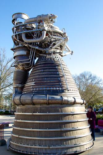 スペースシャトルのエンジン07