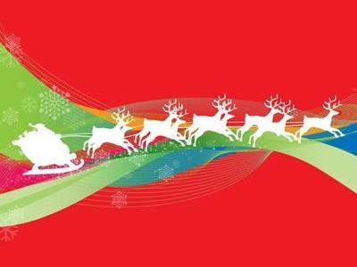 インパクトありすぎのクリスマスデコレーション00