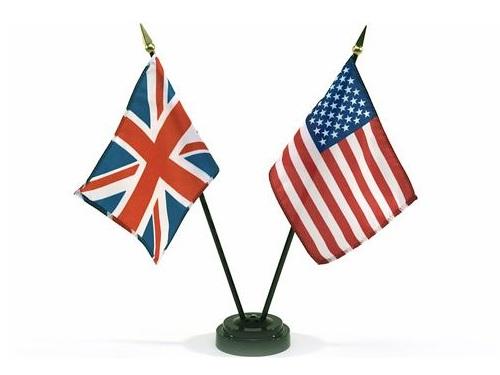 イギリス&アメリカ