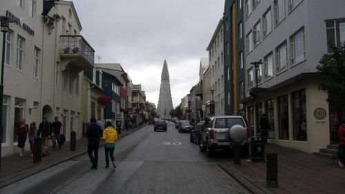 アイスランドの街並み07