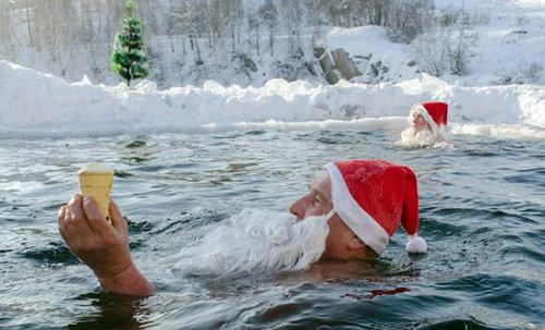 ロシア人と冬11