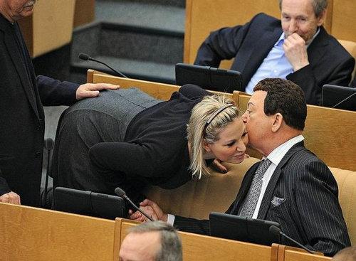 ロシアの議会風景05