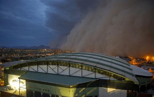 アリゾナ砂嵐10