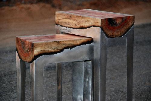 アルミと木材が融合09