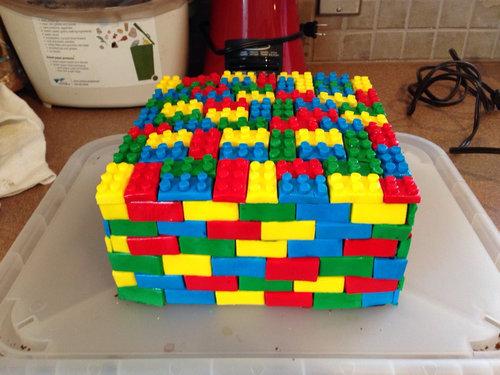 01ケーキいろいろ レゴ