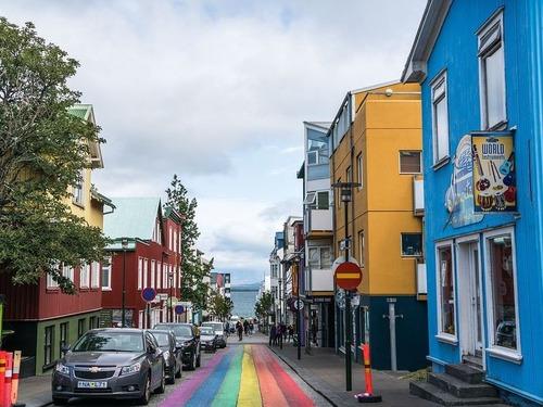 アイスランドのホテル