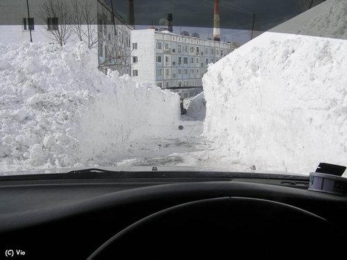ロシアの普通の冬07