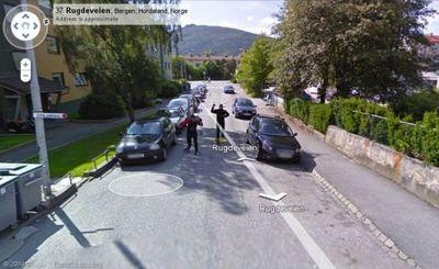 ノルウェー人のGoogleストリートビュー05