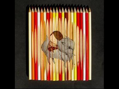 鉛筆アート01