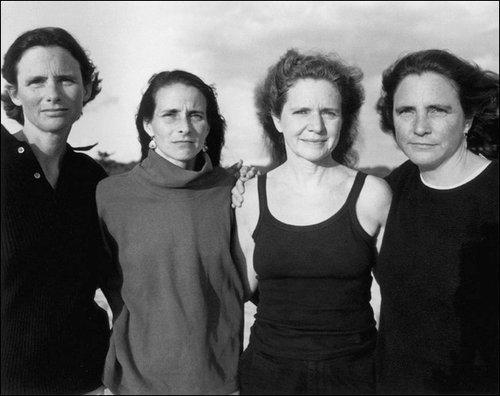 4人姉妹の毎年の写真24