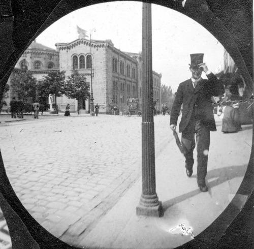 19世紀の隠しカメラ写真06