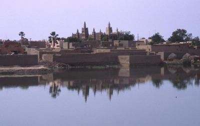 泥のモスク15