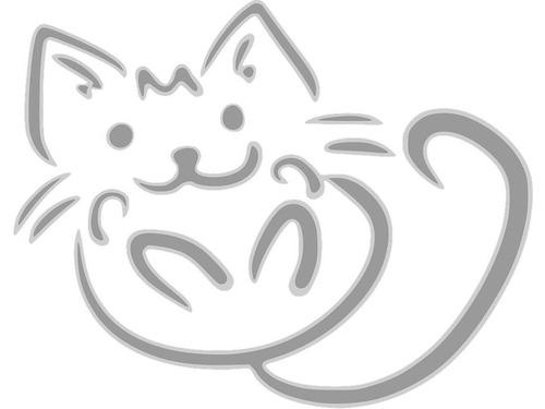 猫の仕事00