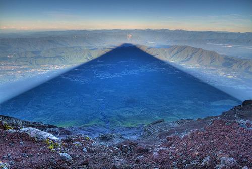 4度目の富士登山で、ようやく朝日が見られた01