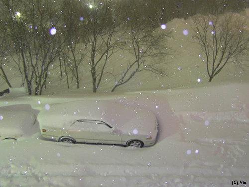 ロシアの普通の冬01