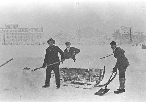 第1回1924年の冬季五輪05