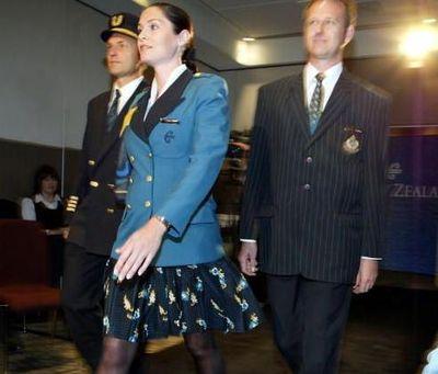 スチュワーデス・美人ランキング-ニュージーランド航空