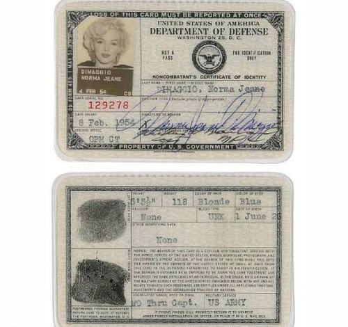 歴史上の有名人のパスポート07