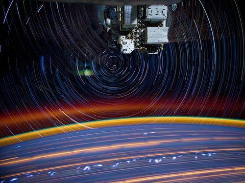 NASAの長時間露光00
