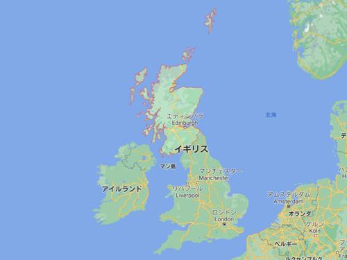 スコットランドとイングランドの境