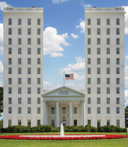 「もうホワイトハウスを変えちまえ!」06