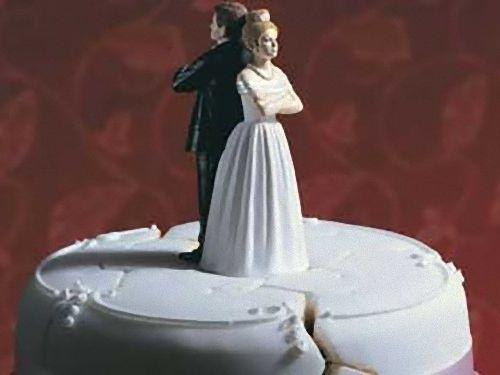 逃げた花嫁を訴える