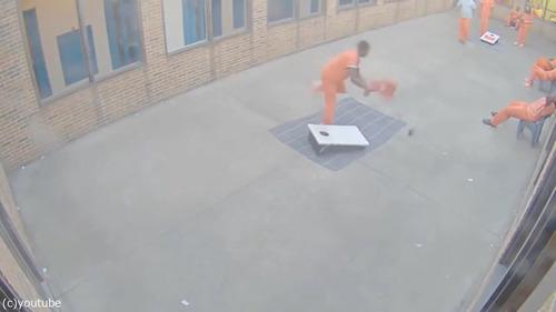ドローンで刑務所にドラッグを運んでいた02
