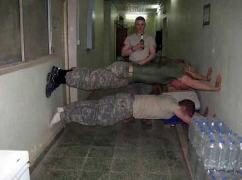 軍隊生活25