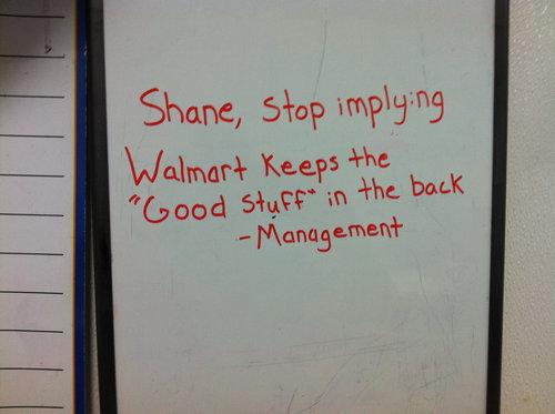 スーパーの同僚シェーンが上司を悩ます05