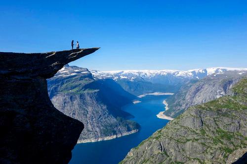 ノルウェーでプロポーズ04
