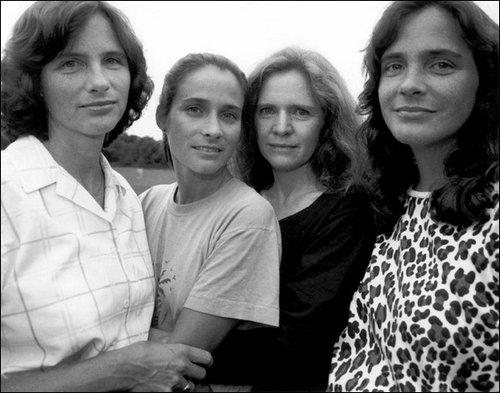 4人姉妹の毎年の写真14