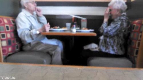 こんな老夫婦になりたい01