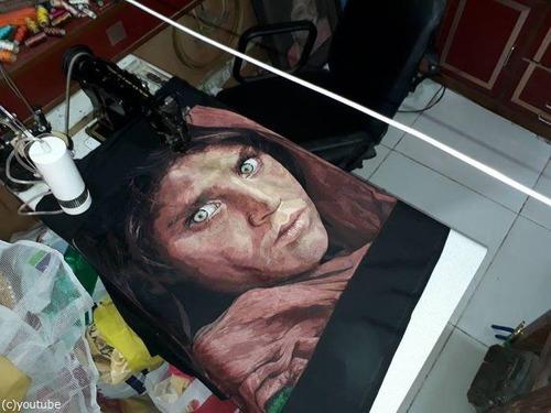 世界で唯一のミシン画家05