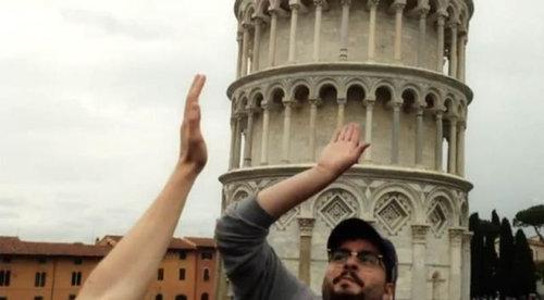 ピサの斜塔15