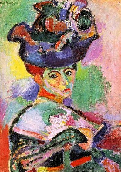 帽子の女(1905年)