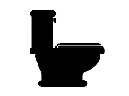 トイレと猫00