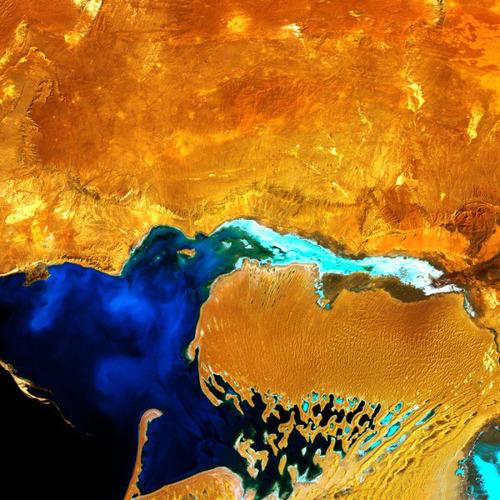 衛星写真22