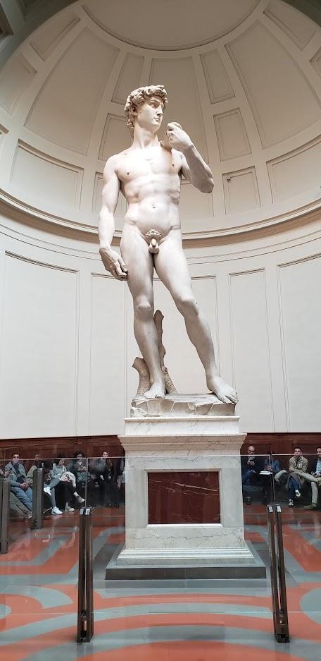 ダビデ像の実際の大きさ02
