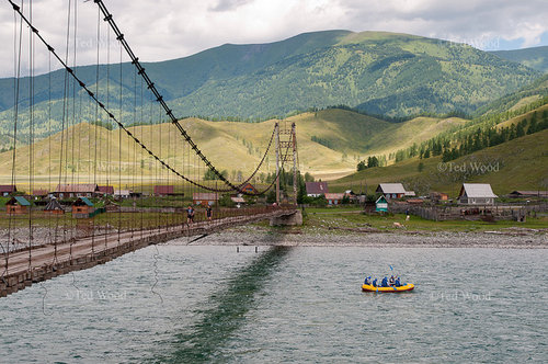 ちょっと渡りたくないロシアの橋03
